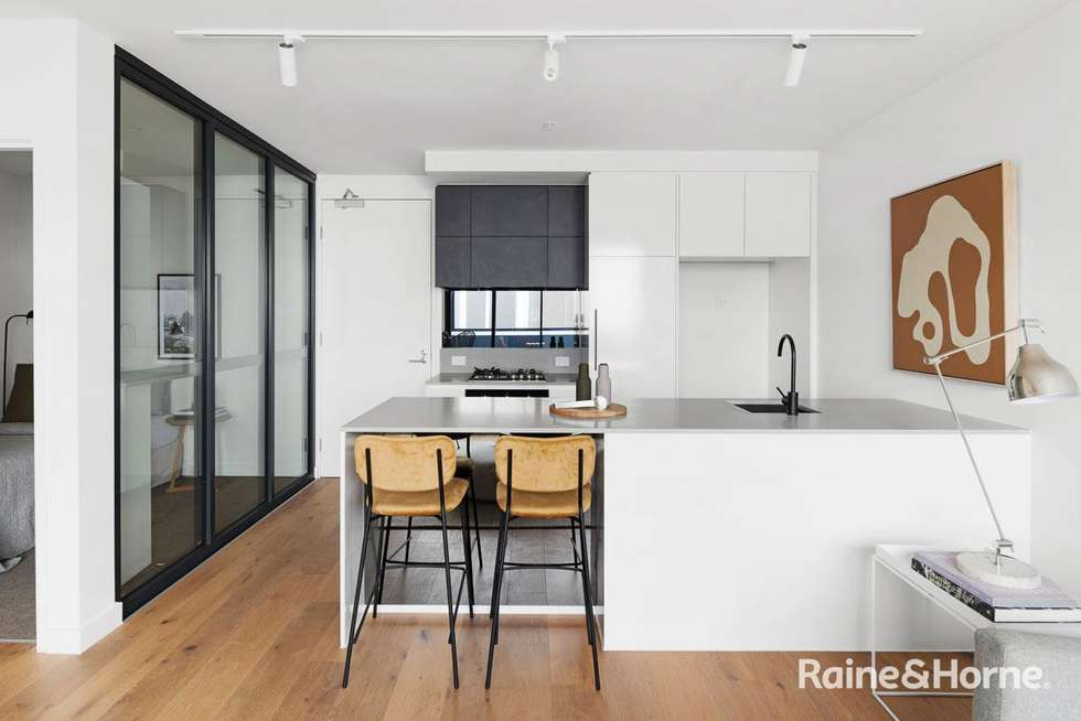 Third view of Homely apartment listing, 2.02/65 Nicholson Street, Brunswick East VIC 3057