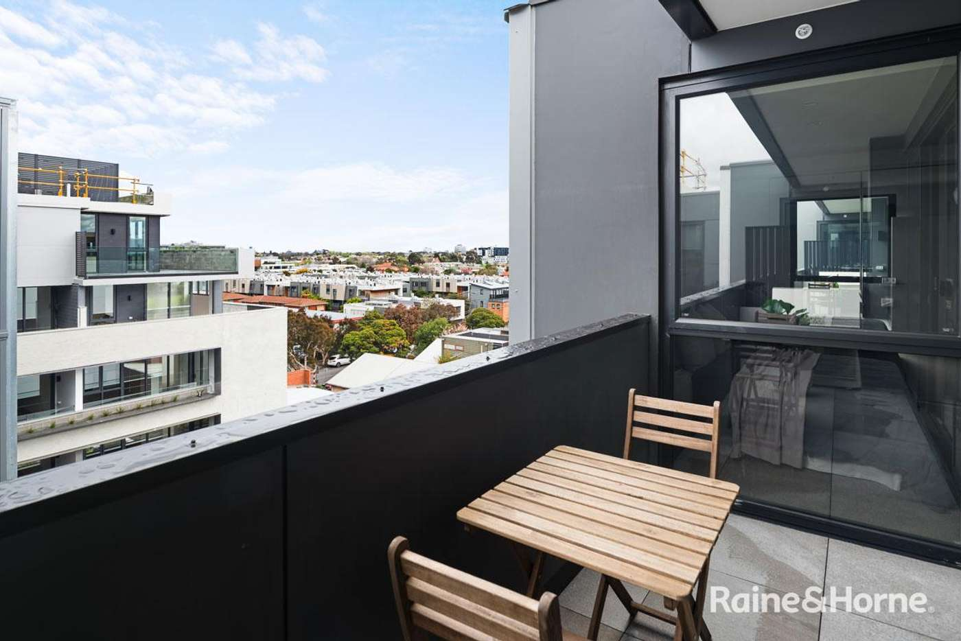 Fifth view of Homely apartment listing, 2.02/65 Nicholson Street, Brunswick East VIC 3057