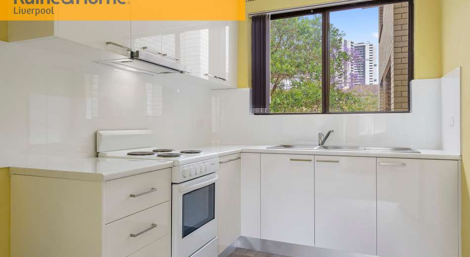16/111 Castlereagh Street, Liverpool NSW 2170