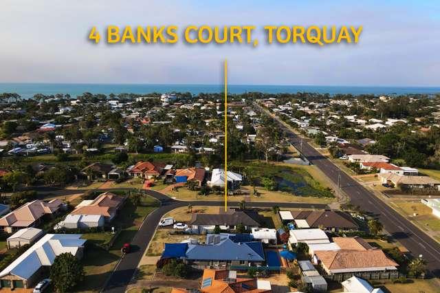 4 Banks Court, Torquay QLD 4655