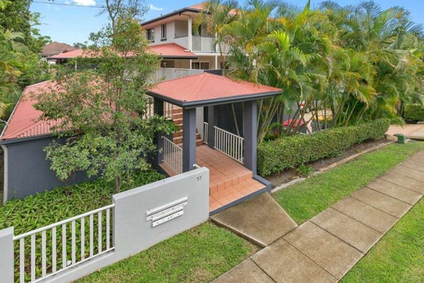 Main view of Homely unit listing, 7/57 Mitre Street, St Lucia QLD 4067