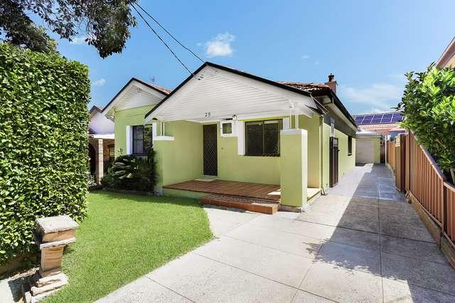 29 Shaw Avenue, Earlwood NSW 2206