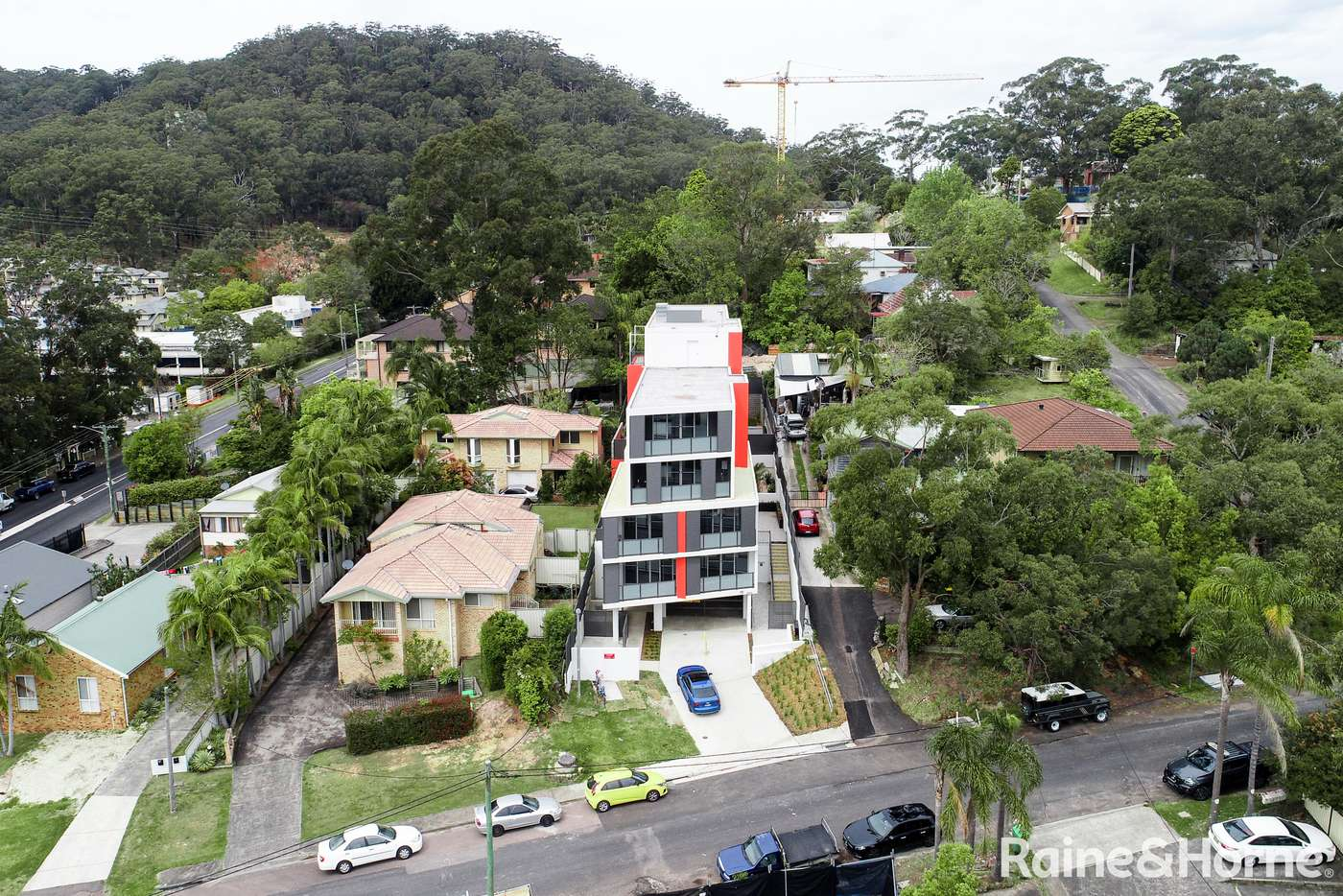 Main view of Homely unit listing, 1/19 Range Rd, North Gosford NSW 2250