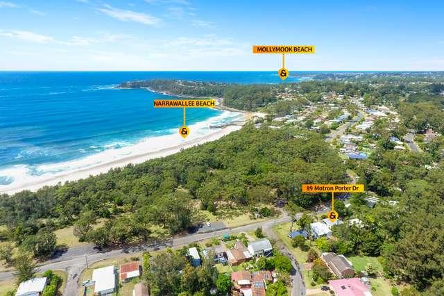 89 Matron Porter Drive, Narrawallee NSW 2539