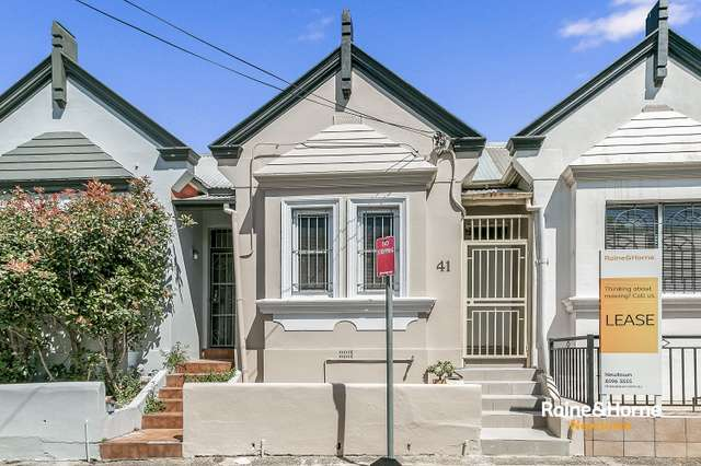 41 Campbell Street, Newtown NSW 2042