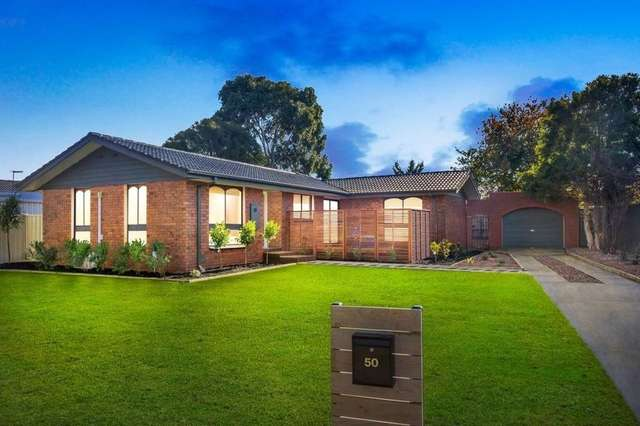 50 Argyll Circuit, Melton West VIC 3337