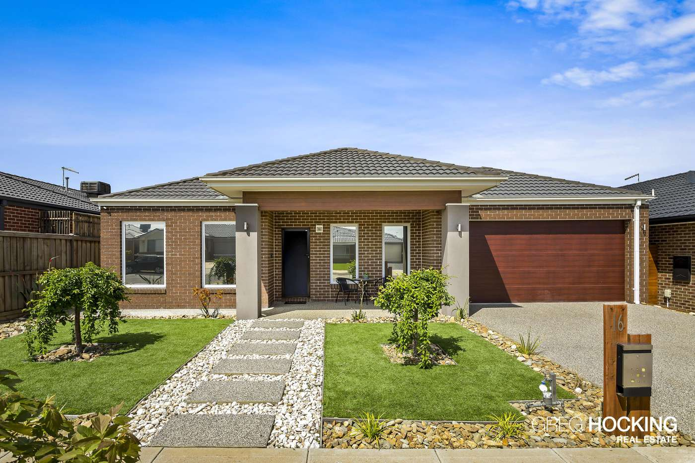 Main view of Homely house listing, 16 Erden Court, Harkness VIC 3337