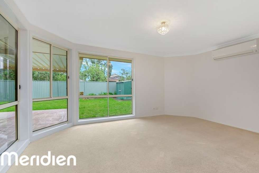 Fourth view of Homely house listing, 27 Spring Mill Avenue, Rouse Hill NSW 2155