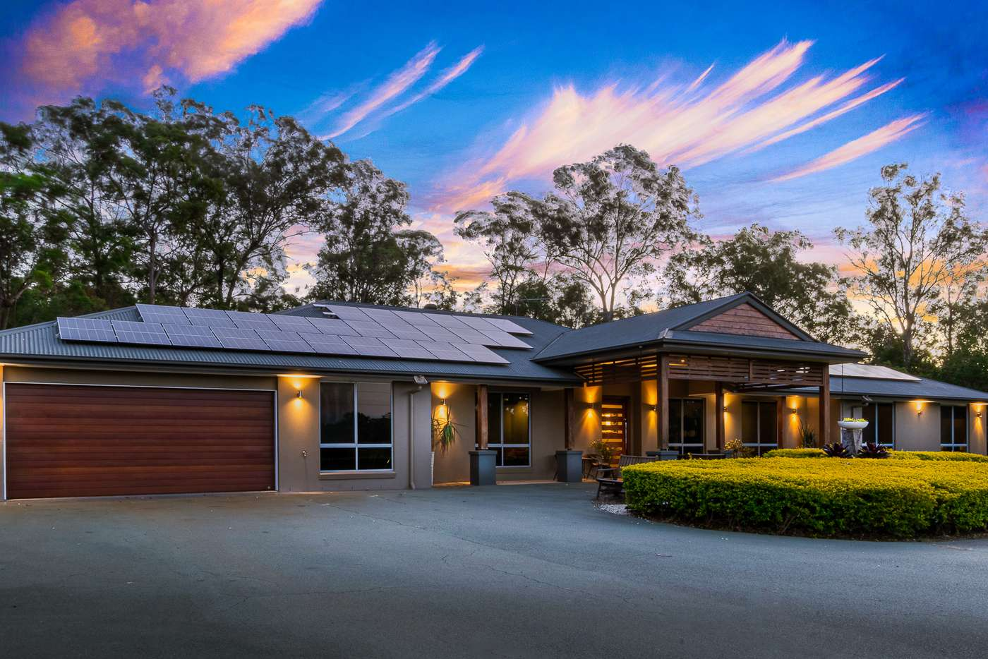 Main view of Homely acreageSemiRural listing, 87 Burows Road, Alberton QLD 4207