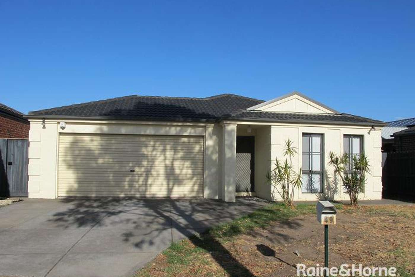 Main view of Homely house listing, 49 Menzies Drive, Burnside Heights VIC 3023