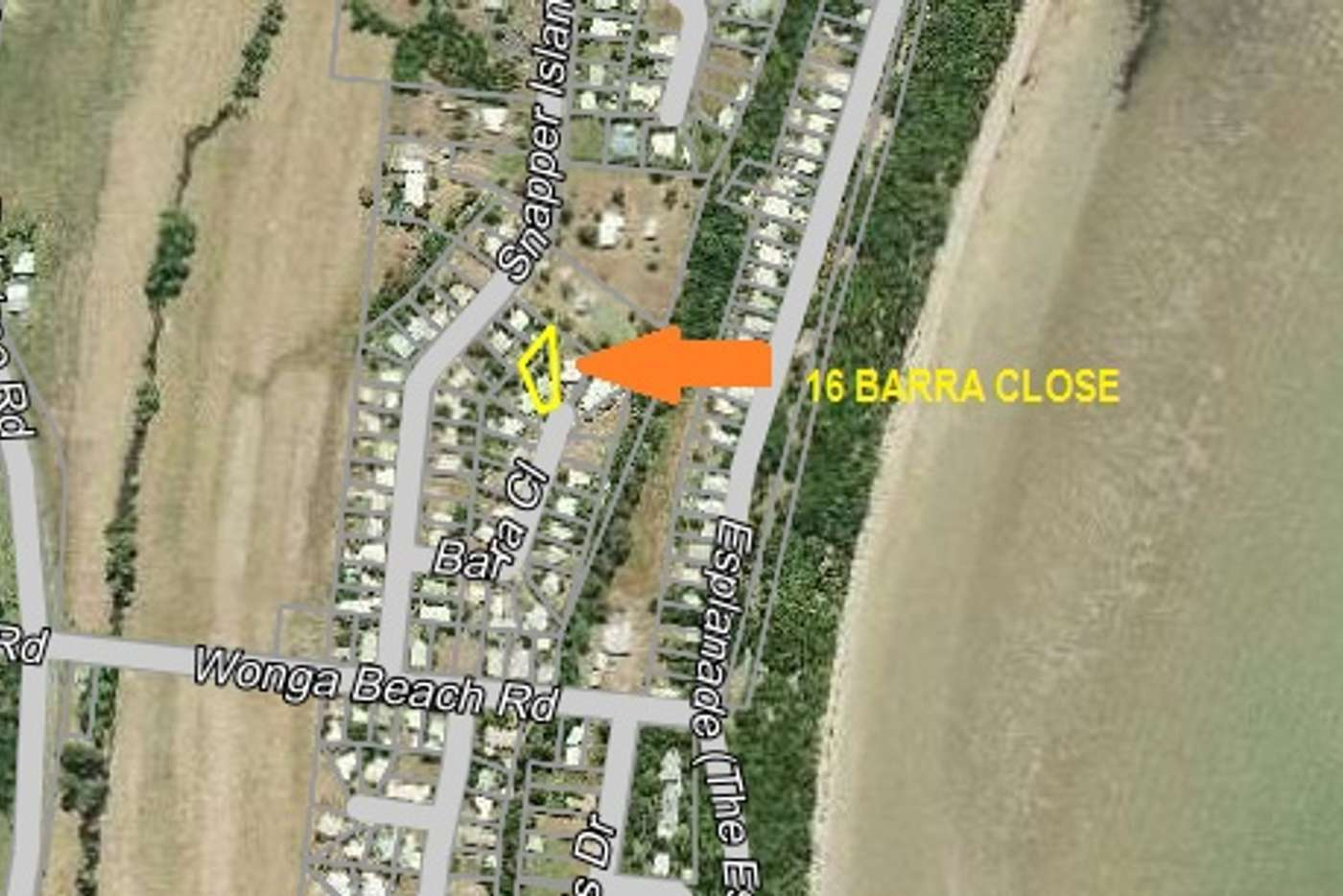 Seventh view of Homely house listing, 16 Barra Close, Wonga Beach QLD 4873