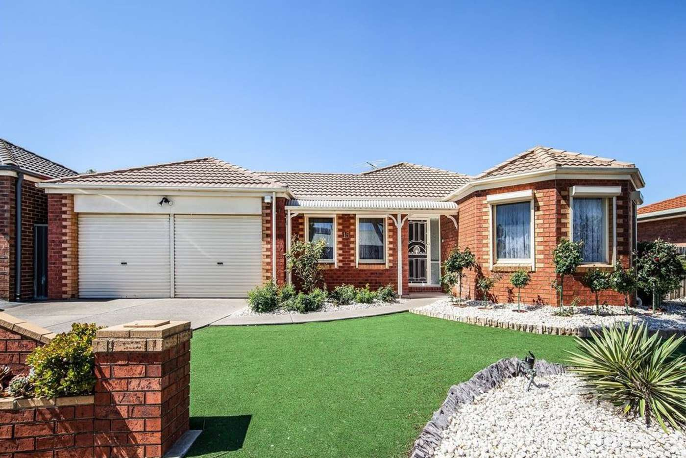 Main view of Homely house listing, 15 Fairhaven Crescent, Hoppers Crossing VIC 3029