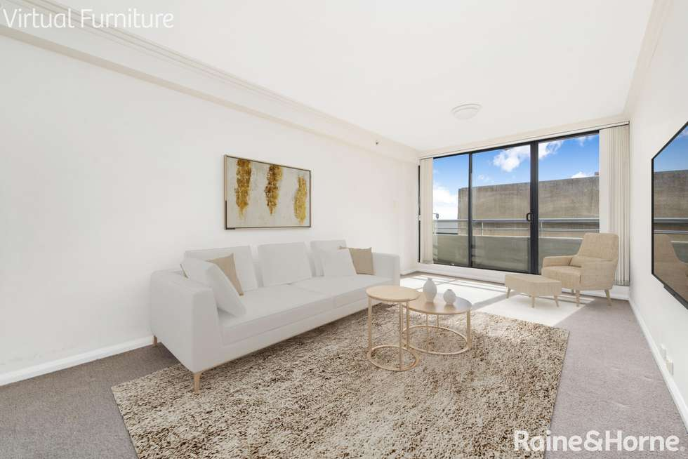 Second view of Homely studio listing, 1418/1 Sergeants Lane, St Leonards NSW 2065