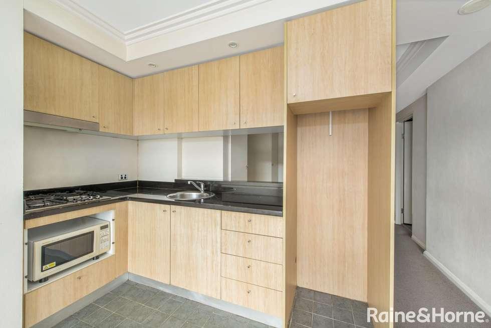 Third view of Homely studio listing, 1418/1 Sergeants Lane, St Leonards NSW 2065