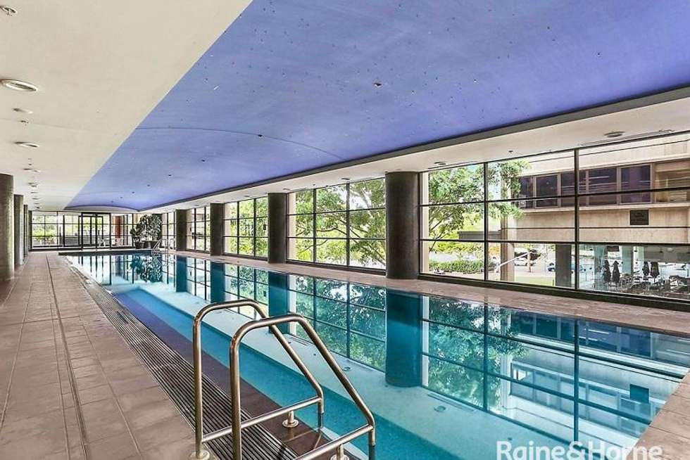 Fifth view of Homely studio listing, 1418/1 Sergeants Lane, St Leonards NSW 2065