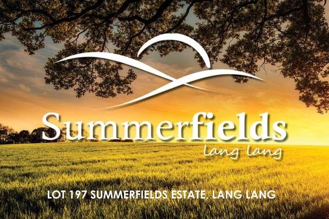 Lot 197 Summerfields Estate, Lang Lang VIC 3984