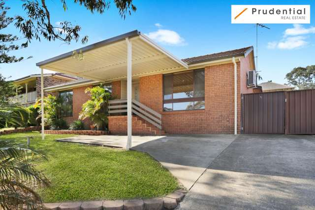 39 Fluorite Place, Eagle Vale NSW 2558