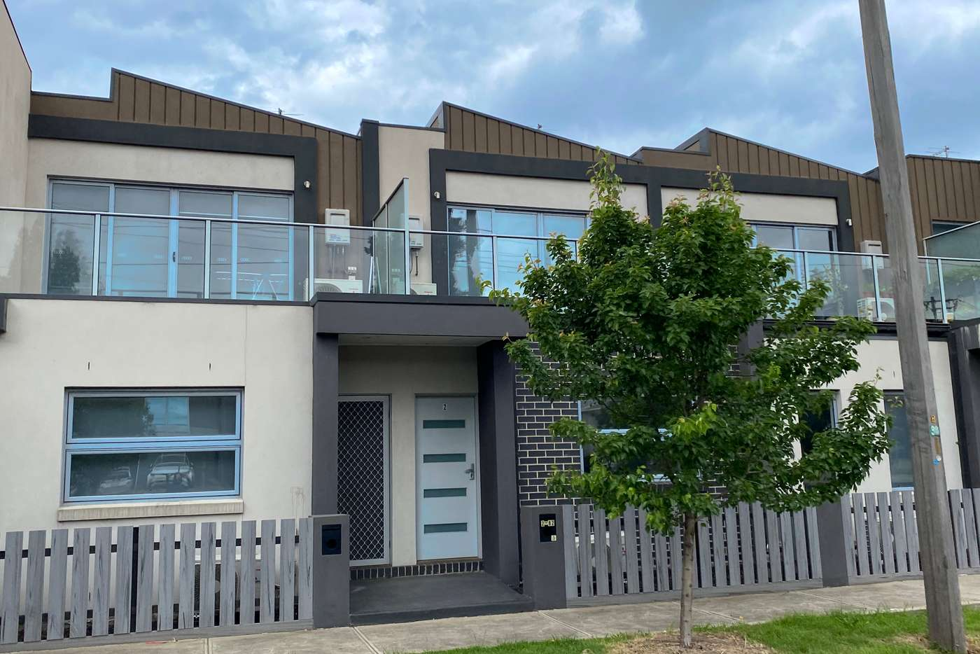Main view of Homely townhouse listing, 2/82 Ashley  Street, West Footscray VIC 3012