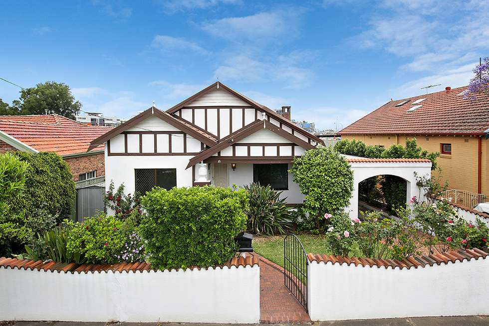 Second view of Homely house listing, 18 Franklyn Street, Concord NSW 2137