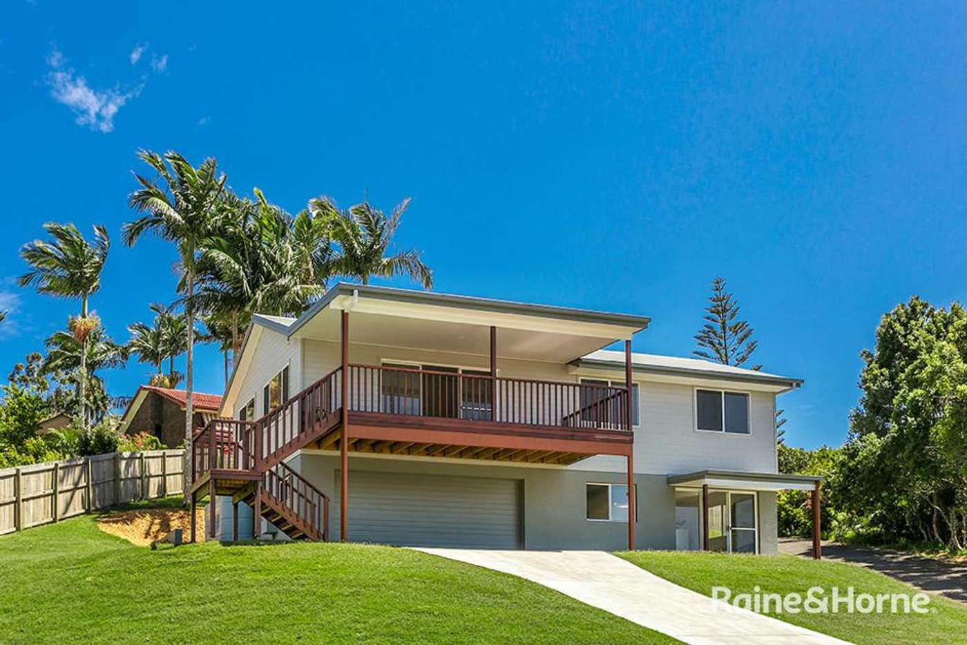 Main view of Homely house listing, 27B Rajah Road, Ocean Shores NSW 2483
