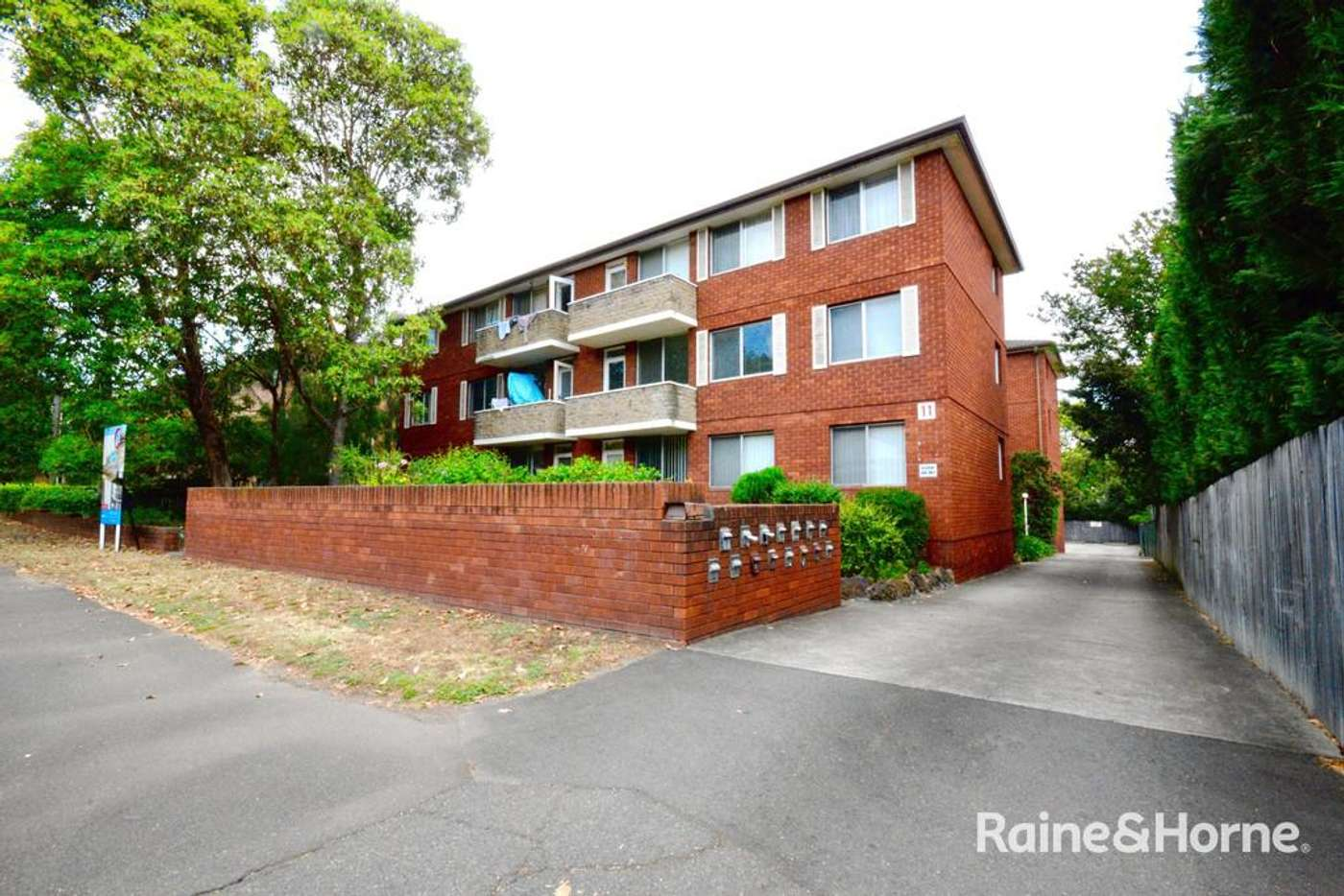 Main view of Homely unit listing, 10/11 Albert Street, North Parramatta NSW 2151