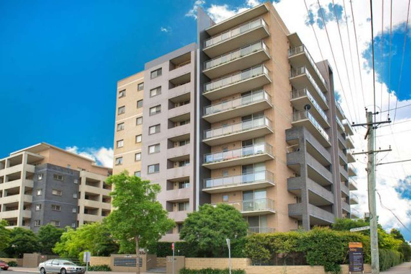 Main view of Homely apartment listing, 16/33-39 Lachlan Street, Liverpool NSW 2170