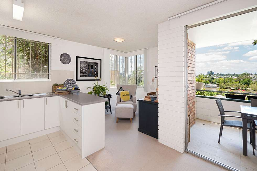 Second view of Homely unit listing, 1/36 Dunmore Terrace, Auchenflower QLD 4066