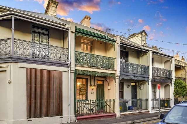 27 Hordern Street, Newtown NSW 2042
