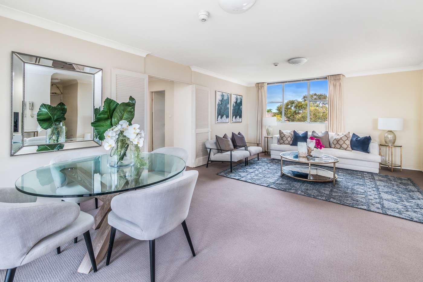 Main view of Homely apartment listing, 18/26-32 Gerard Street, Cremorne NSW 2090