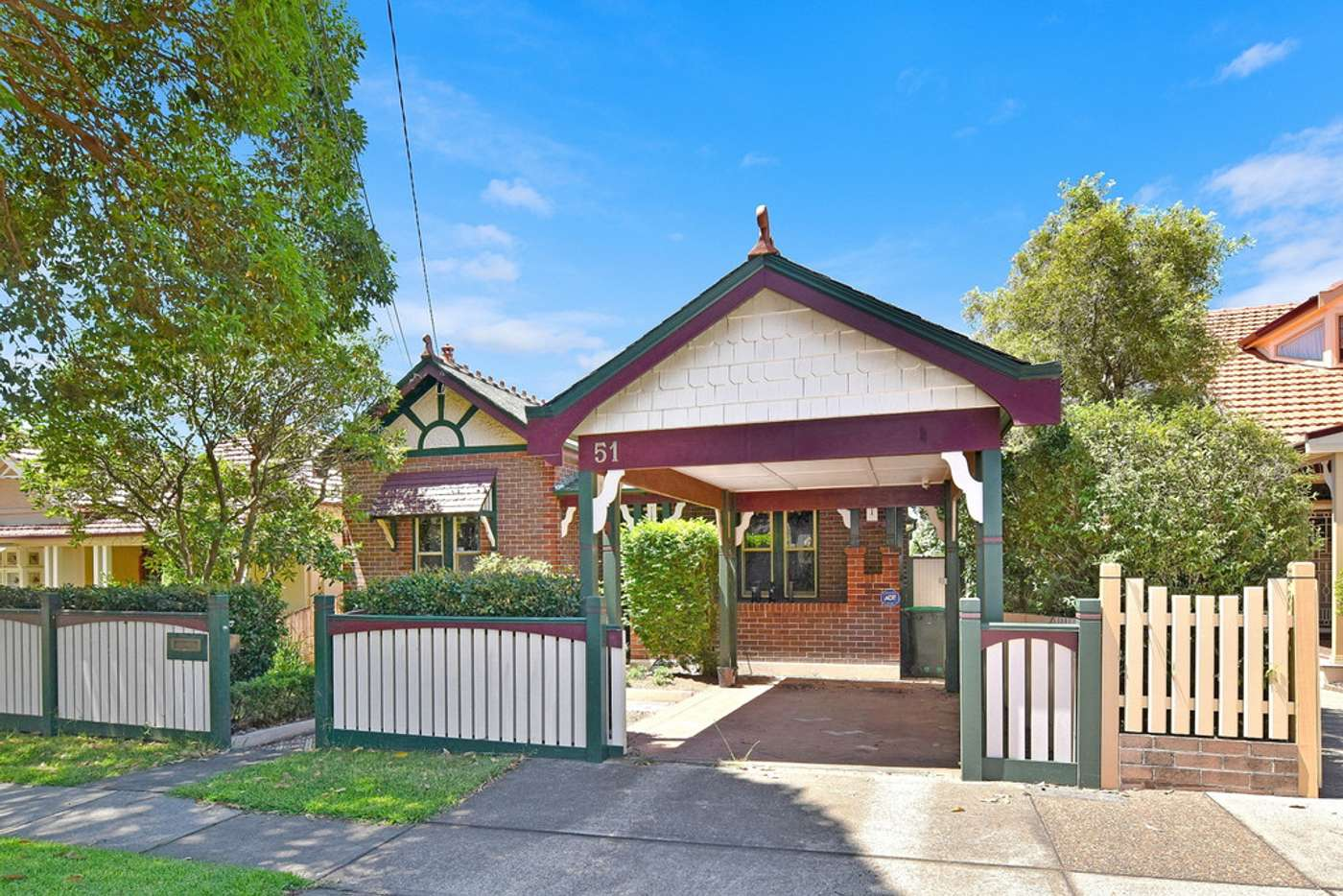 Main view of Homely house listing, 51 Cormiston Ave, Concord NSW 2137