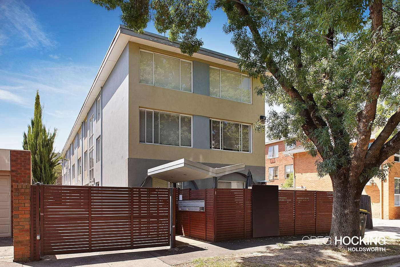 Main view of Homely apartment listing, 8/1 Marne Street, St Kilda East VIC 3183