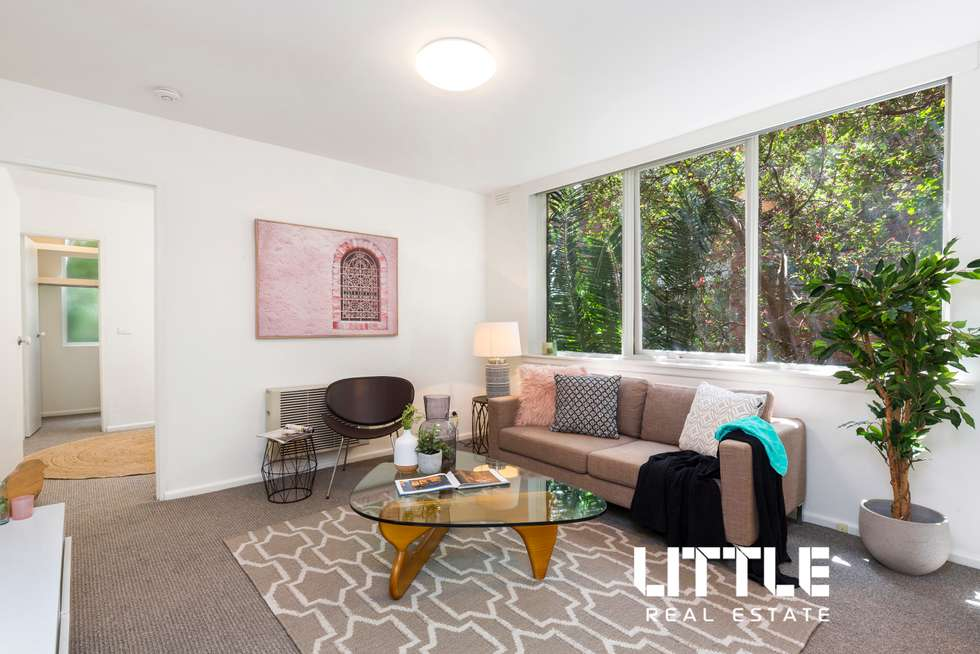 Second view of Homely apartment listing, 2/12 Dickens Street, Richmond VIC 3121