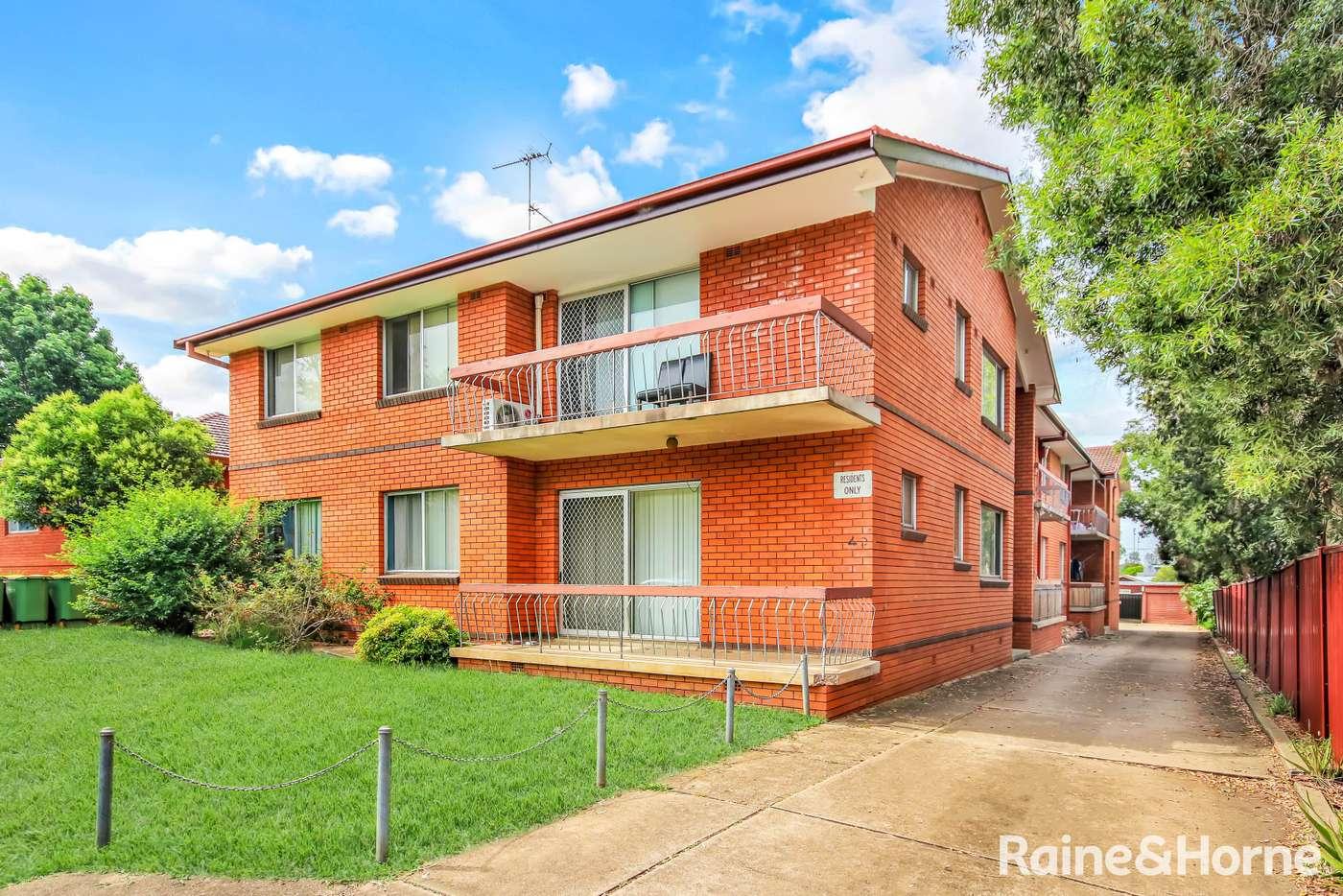 Main view of Homely unit listing, 10/40 Saddington Street, St Marys NSW 2760
