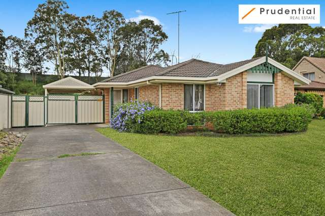 21 Saltpetre Close, Eagle Vale NSW 2558