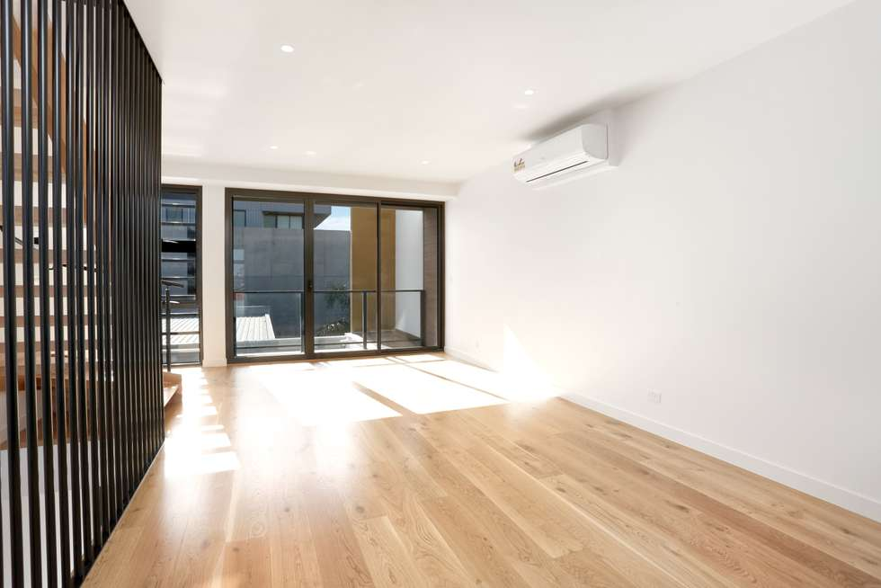 Second view of Homely townhouse listing, 5/47 John Street, Brunswick East VIC 3057