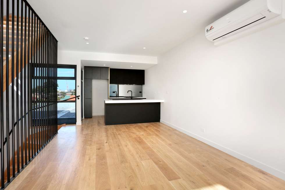 Third view of Homely townhouse listing, 5/47 John Street, Brunswick East VIC 3057