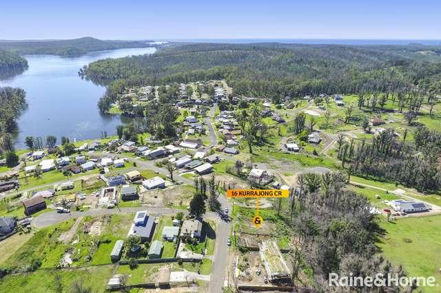 16 Kurrajong Crescent, Conjola Park NSW 2539