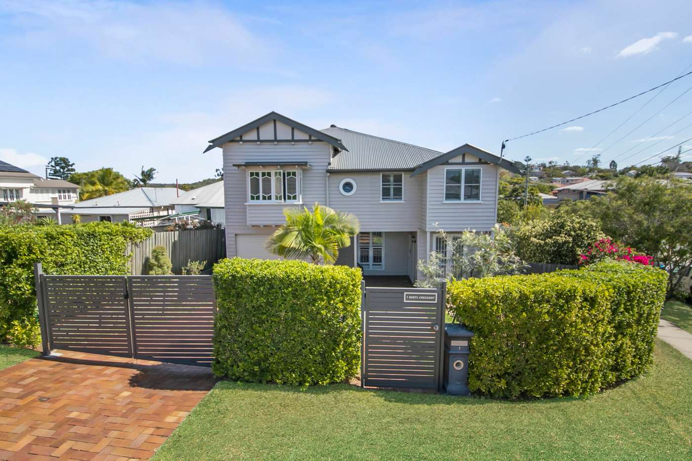 Main view of Homely house listing, 1 Beryl Crescent, Holland Park QLD 4121