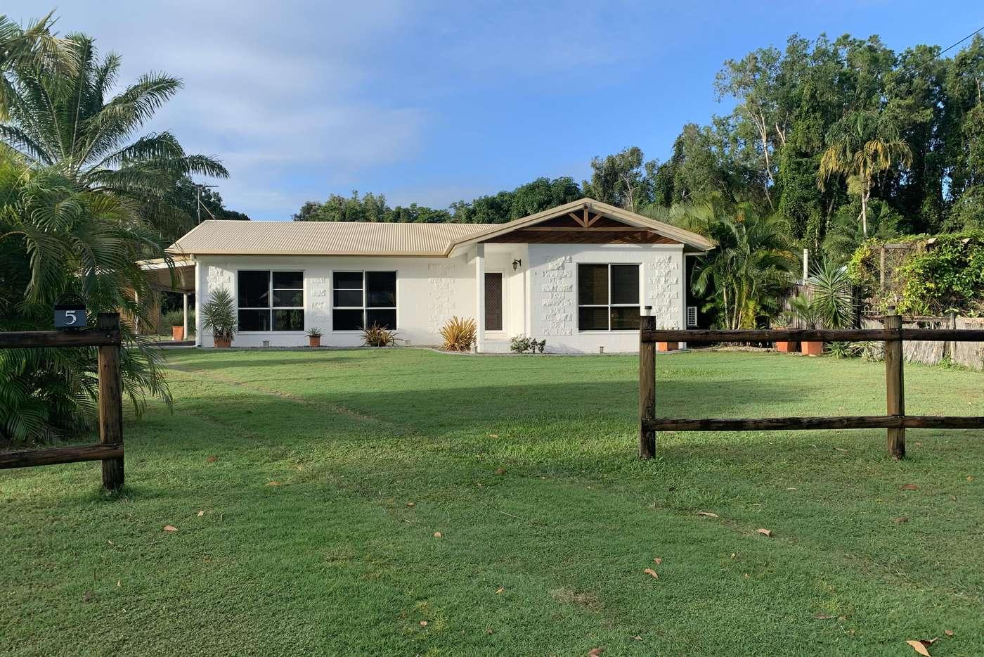 Main view of Homely house listing, 5 Jirimandi Close, Wonga Beach QLD 4873