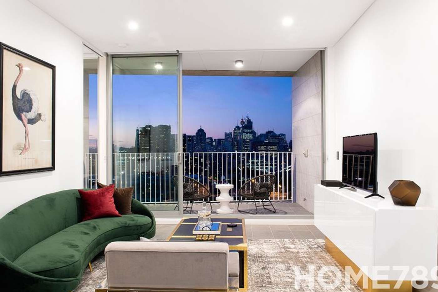 Main view of Homely unit listing, Tower 1 Lawson Square, Redfern NSW 2016
