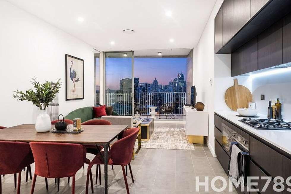 Second view of Homely unit listing, Tower 1 Lawson Square, Redfern NSW 2016