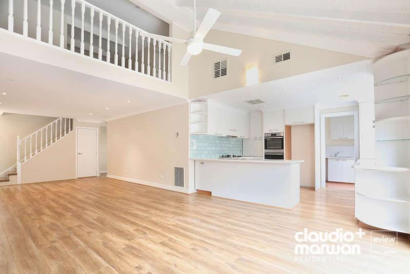 Main view of Homely townhouse listing, 3/8 York Street, Glenroy VIC 3046