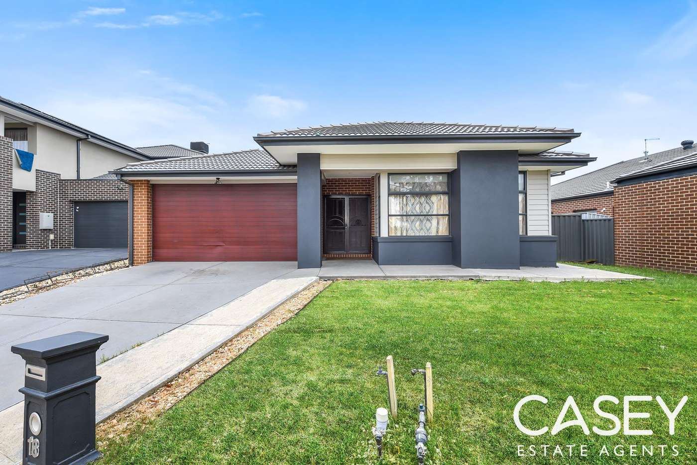 Main view of Homely house listing, 18 McAllister Drive, Cranbourne East VIC 3977