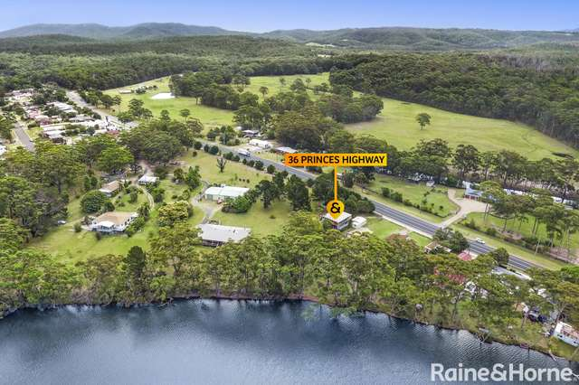 36 Princes Highway, Lake Tabourie NSW 2539