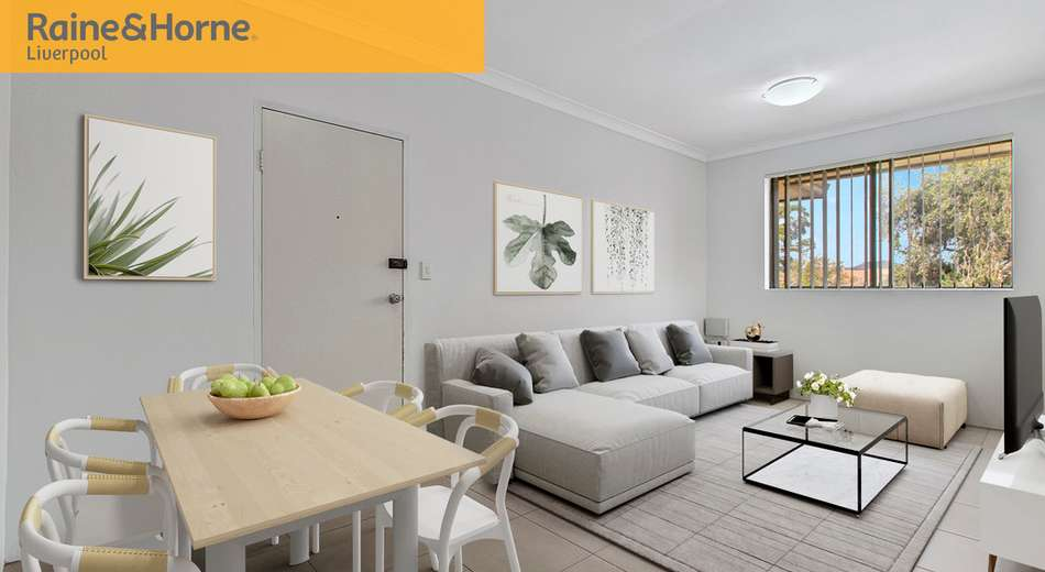 6/65 Woodlands Road, Liverpool NSW 2170