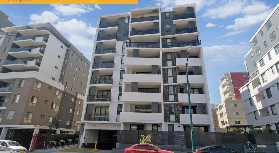 13/6-8 George Street, Liverpool NSW 2170