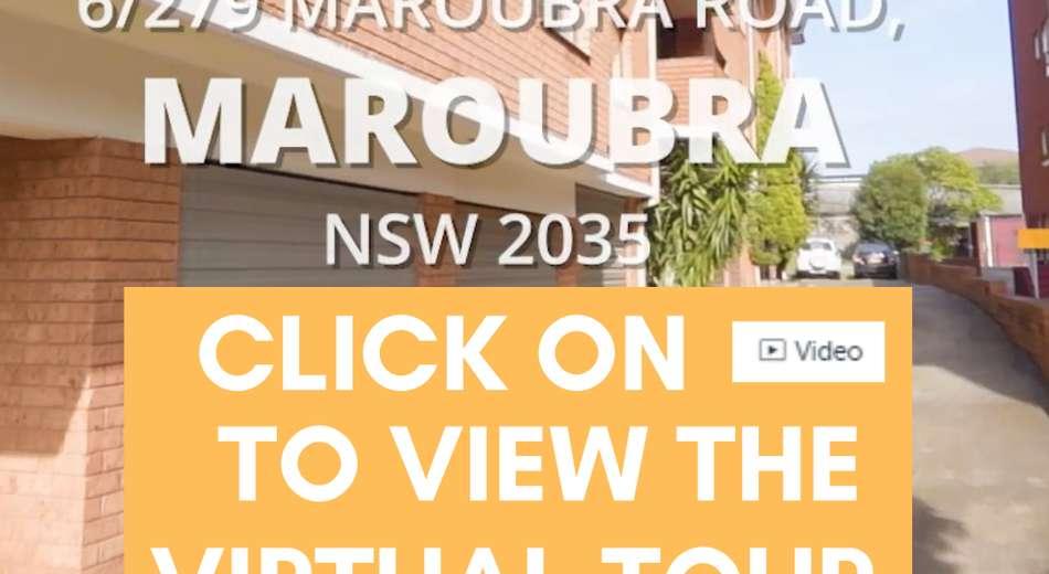 6/279 Maroubra Road, Maroubra NSW 2035