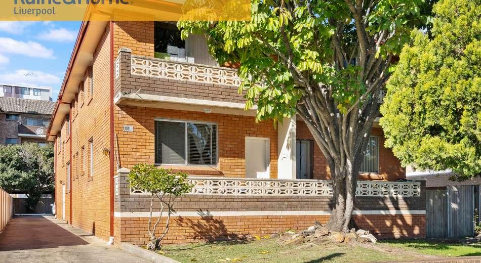 3/24 Collimore Avenue, Liverpool NSW 2170