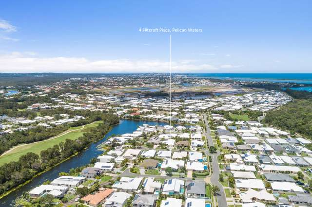 4 Flitcroft Place, Pelican Waters QLD 4551