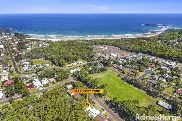 122 Sunset Strip, Manyana NSW 2539